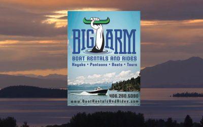 Big Arm Boat Rentals and Rides