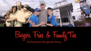 Burgers, Fries & Family Ties
