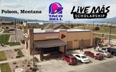 Taco Bell Live Más Party